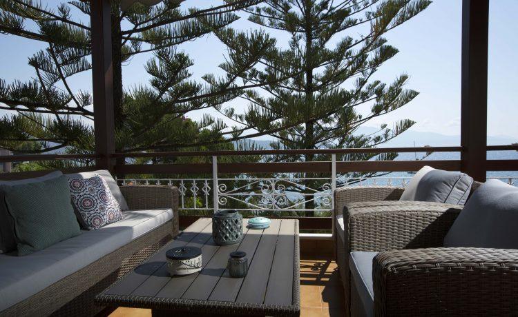 Arokaria Beach House Lefkada Apartments 26