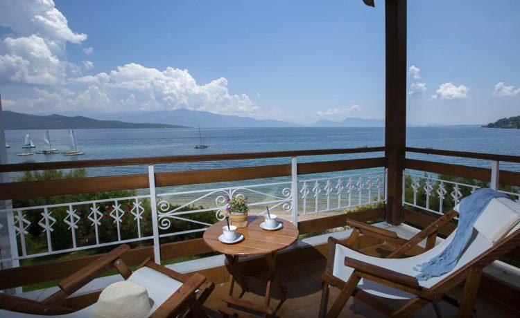 Arokaria Beach House Lefkada Apartments 27